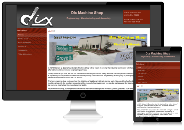 Dix Machine Shop