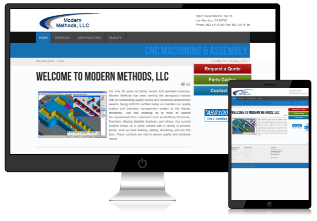 Modern Methods LLC