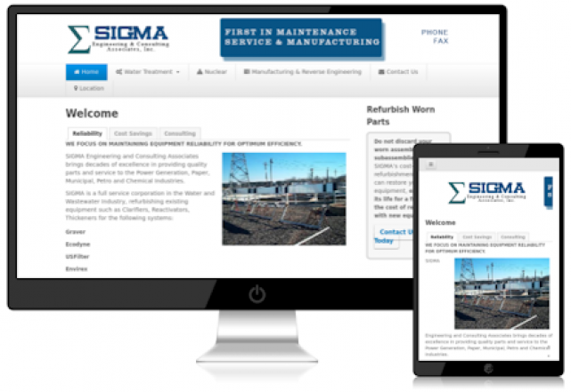 SIGMA ENGINEERING AND CONSULTING ASSOCIATES, INC.